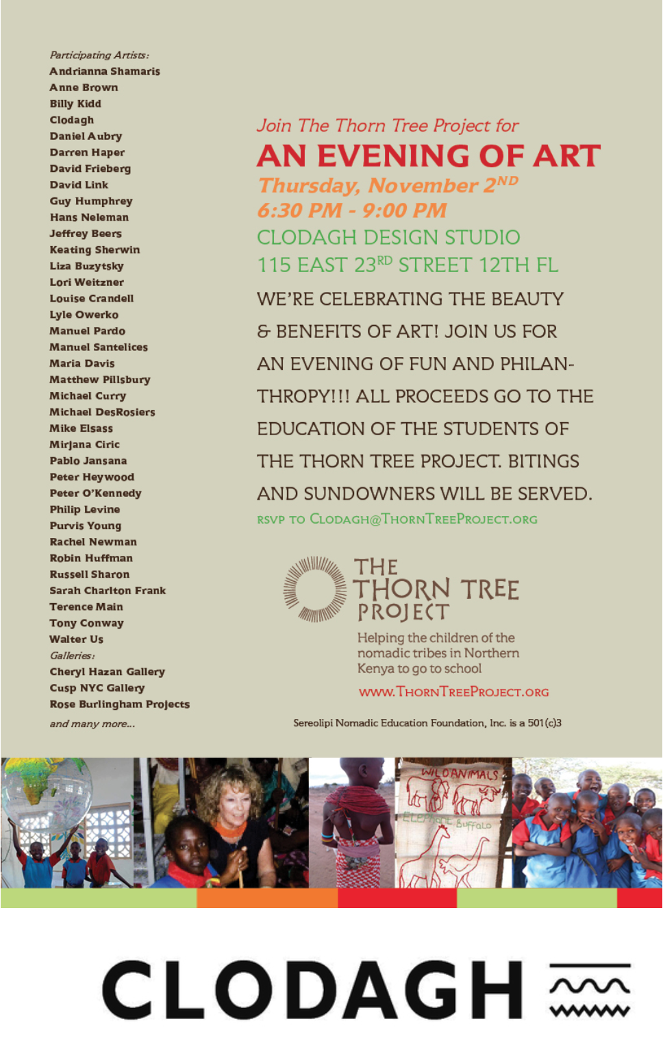 The Thorn Tree Project